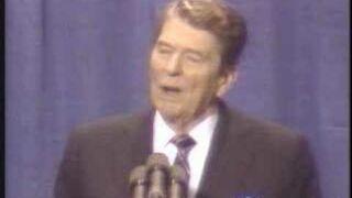 Reagan opowiada sowieckie dowcipy