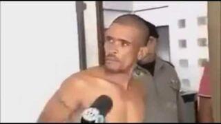 Atak bardzo niebezpiecznego więźnia na reportera!