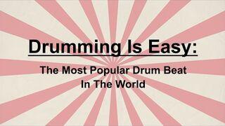 Granie na perkusji jest proste?