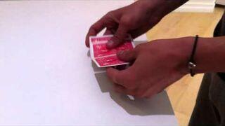 Gra w trzy karty z iluzjonistą
