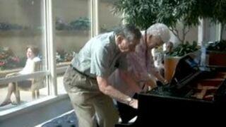 Sztuczki na pianinie...
