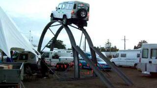 Potęga Land Rovera