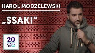 """Karol Modzelewsk - """"Ssaki"""""""