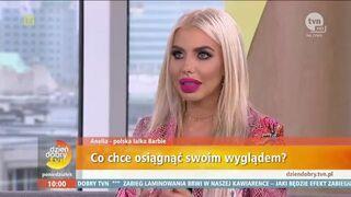 """Polska Barbie """"zdrowy rozsądek jest, nie przegięłam"""""""