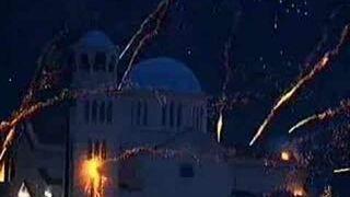 Gigantyczna bitwa na fajerwerki