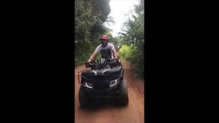 Quad in Thailand - Myszka.TV