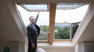 Okno i balkon na poddaszu? Teraz to możliwe!