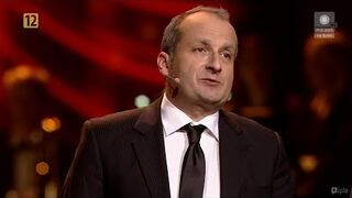 Kabaret Moralnego Niepokoju, Cezary Pazura - Dziś (Gala 25-lecia Telewizji Polsat)