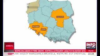 Ferie zimowe według TVP Info