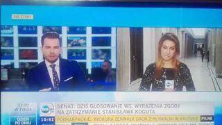 Reportaż w TVN o senatorze Kogucie - Kukuryku
