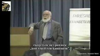 Wyjaśnienie religii w dwie minuty przez James Randi'ego.