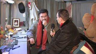 Wywiad z Krzysztofem Krawczykiem i dziwny biały proszek