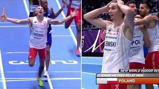 Polacy zdobyli złoto w sztafecie i ustanowili nowy rekordem świata!