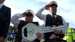 Nowa zabawka czeskiej policji. Škodu Fabii R5