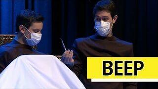 Operacja chirurgiczna na wesoło - BEEP (AO VIVO)