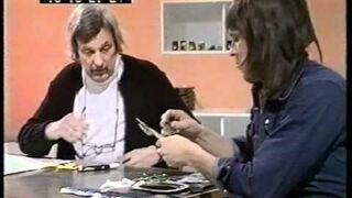 Terry Gilliam wyjaśnia jak tworzono animację Monty Pythona