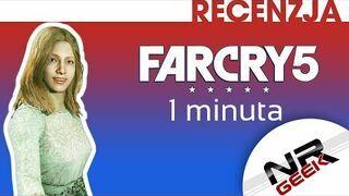 Recenzja Far Cry 5 w minutę