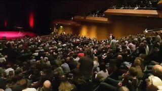 Kasia Piasecka i dwie durne pizdy na stand up w Dublinie (12.04.18)