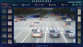 Monitoring w Chinach i automatyczne rozpoznawanie obywateli