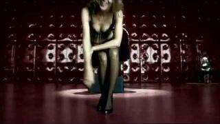 Reklama erotycznej bielizny z 2001 roku