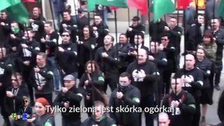 Relacja z marszu ONR - Ogrodnictwa Radykalno-Narodowego!