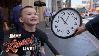 Uczniowie nie potrafią odczytać godziny z tradycyjnego zegarka!