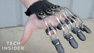 Bardzo prosta proteza która ułatwia życie