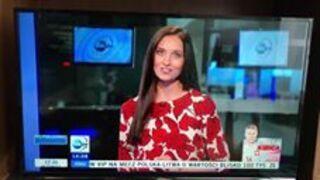 Mundial 2018 w Rosji: Kompromitacja dziennikarki TVN24