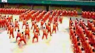 Więźniowie nagrali teledysk dla Jacksona
