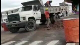Prace drogowe idą pełną parą