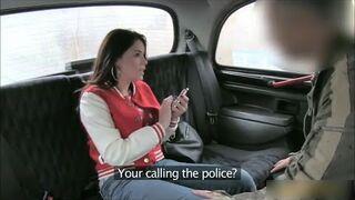Uciekła z taksówki nie płacąc. Taksówkarz dał jej nauczkę
