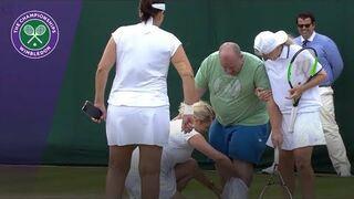 Najzabawniejsze momenty z Wimbledonu
