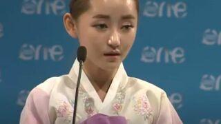 Dziewczyna opowiada o życiu w północnokoreańskim reżimie