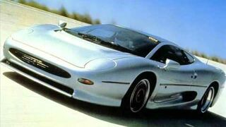 Jaguar XJ220 Amiga MOODY BREEZE REMASTERED by PTY