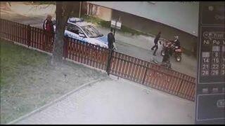 Potrącił policjantkę quadem i uciekł (Lubań)