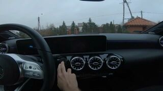 Hej, Mercedes: Co sądzisz o BMW i Audi?