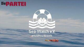 Spot wyborczy (Die PARTEI & Sea-Watch: Wahlwerbespot zur Europawahl 2019)
