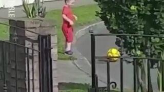 Kiedy masz zakaz wchodzenia na ulicę