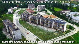 Luník IX - największe romskie osiedle