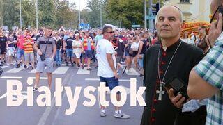 """""""Tak więc sprawiedliwością było..."""" Myśli Biskupa Ciereszko podczas pogromu w Białymstoku."""
