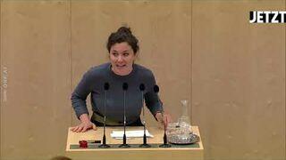 Clitoris po austriacku - Sexualkunde-Unterricht fürs Parlament