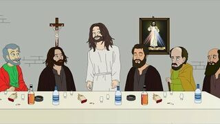 Jezus z misją na Ziemi