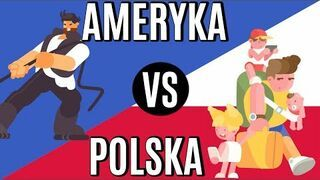 Ameryka vs Polska - Etyka protestancka kontra problemy państw postkolonialnych
