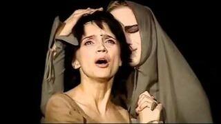 Czeski musical Johanka z Arku Muzikál part 1/