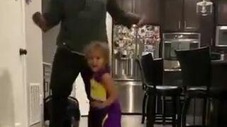 Córeczka załamała tatusia