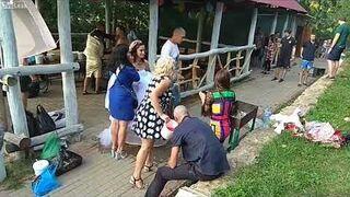Typowe wesele w Rosji