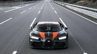 Bugatti Chiron | Speed record