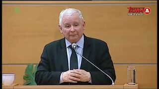 Kaczyński do przedsiębiorców, którym nie starcza na ZUS