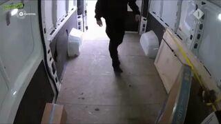 Sposób na złodziei przesyłek kurierskich