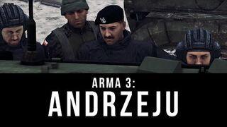 Andrzeju nie denerwuj się - ARMA 3 (2019)